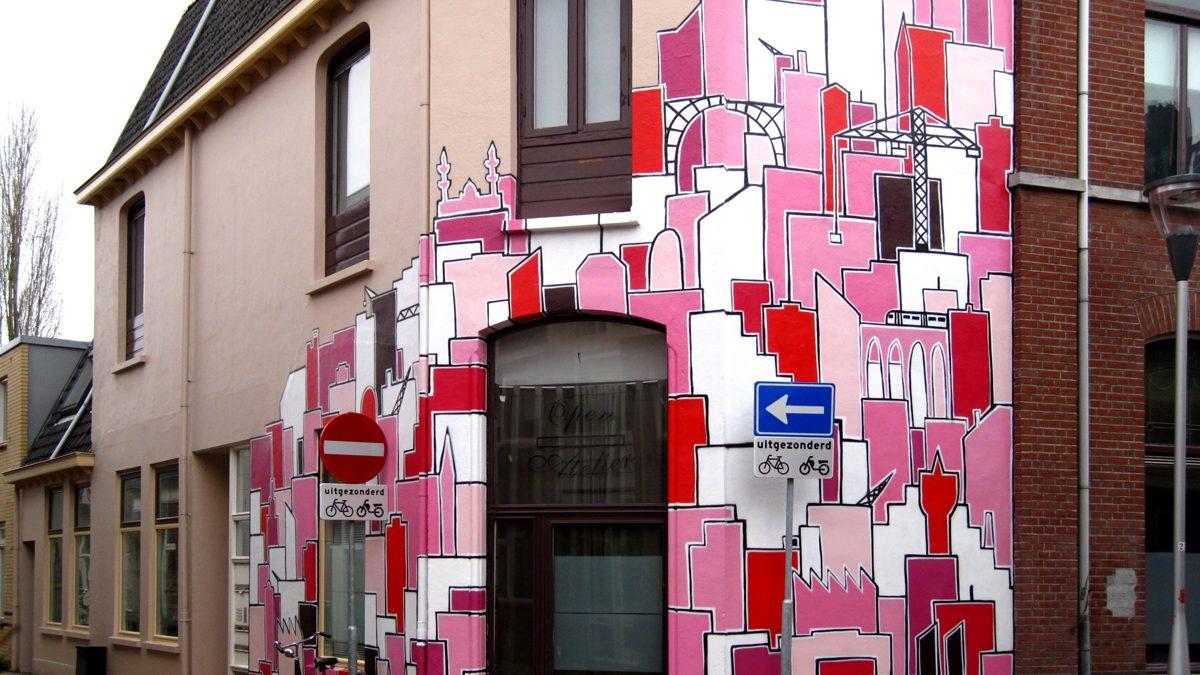 graffiti-muurschildering-gevel-tilburg