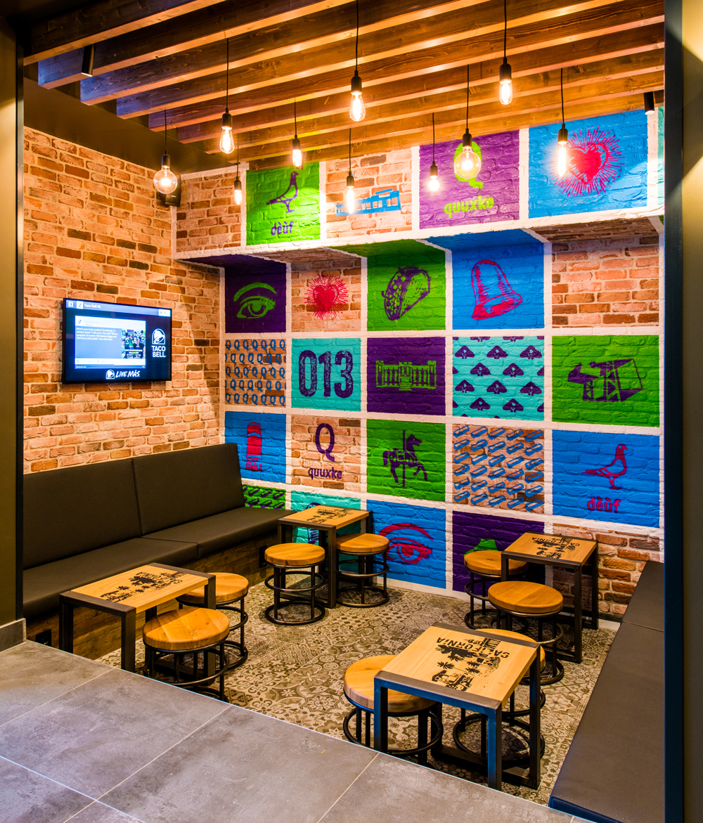 stencil-muurschildering-taco-bell-tilburg