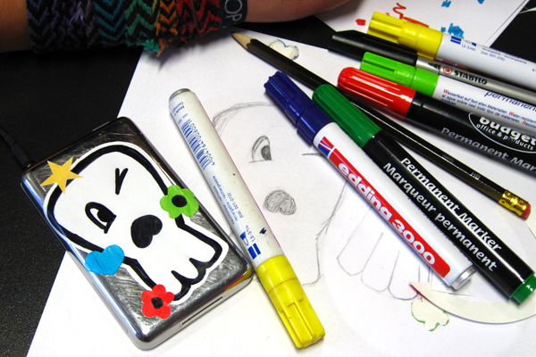 sticker-art-workshop