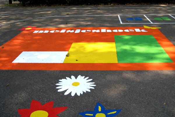 vloerschildering-speelplaats-meisjeshoek