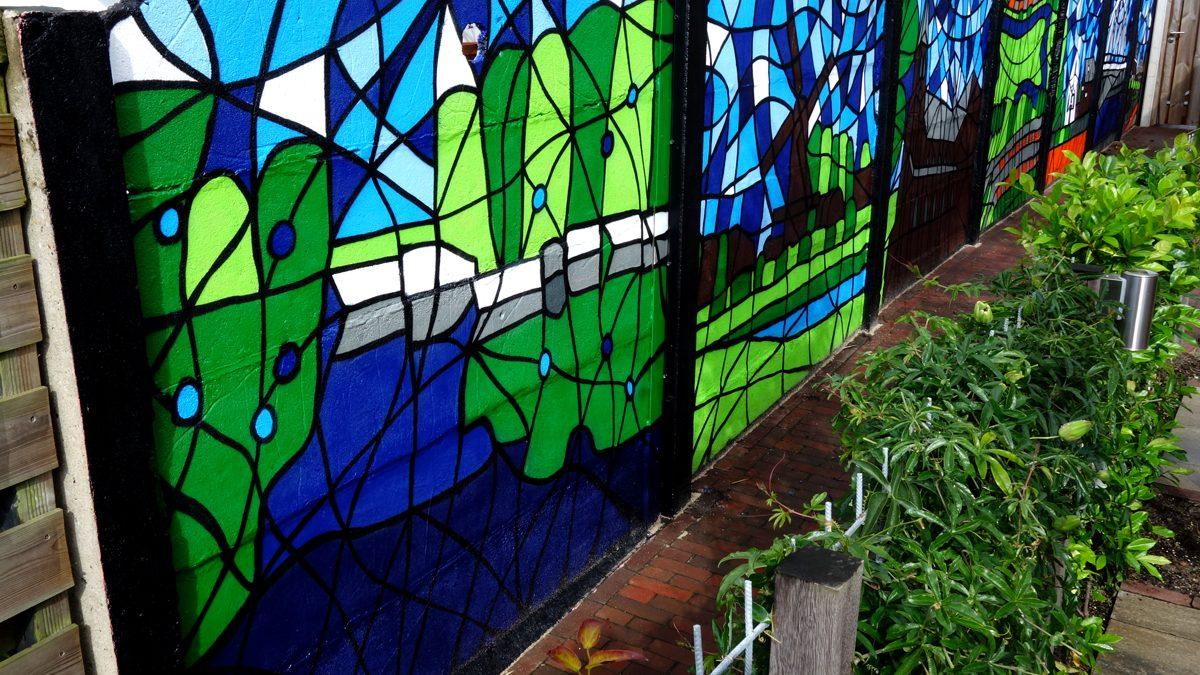 graffiti-muurschildering-glasinlood-tuin